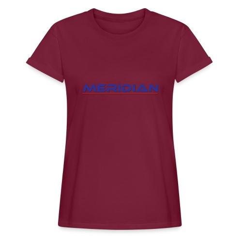 Meridian - Maglietta ampia da donna