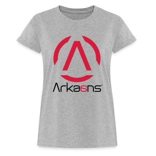 Arkaans Global - T-shirt oversize Femme