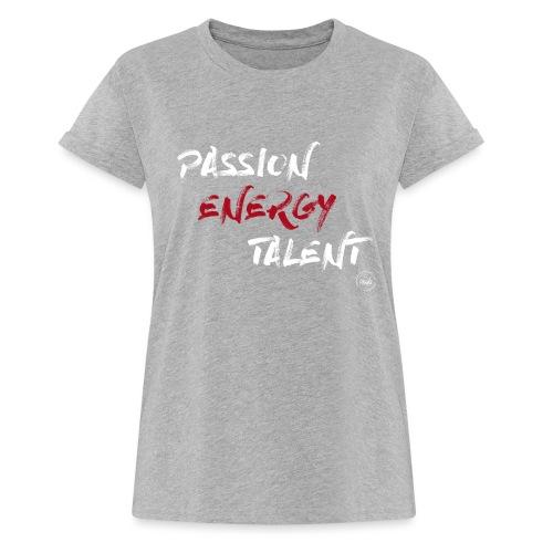 PASSION DANSE - T-shirt oversize Femme