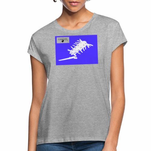 Maus - Frauen Oversize T-Shirt