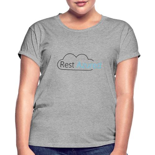 Rest Azured # 1 - Women's Oversize T-Shirt