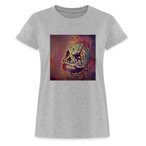 Fickle Pixel - Women's Oversize T-Shirt