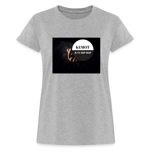 KeMoT odzież limitowana edycja - Koszulka damska oversize