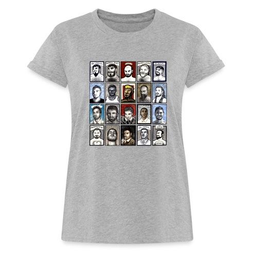 ACEO - Maglietta ampia da donna