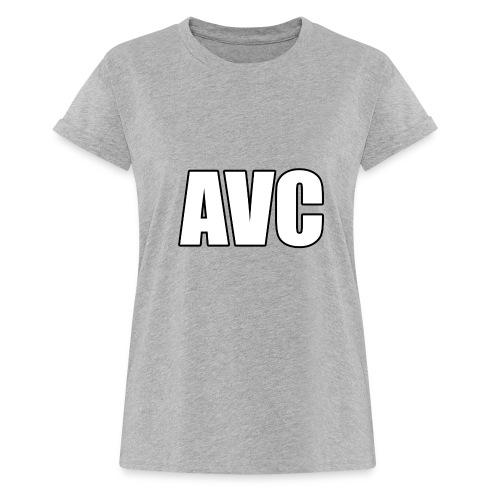 mer png - Vrouwen oversize T-shirt