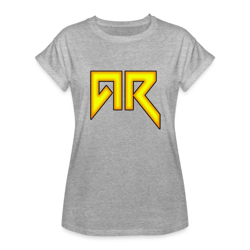 logo_trans_copy - Women's Oversize T-Shirt