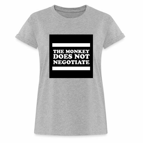 monkey - Women's Oversize T-Shirt