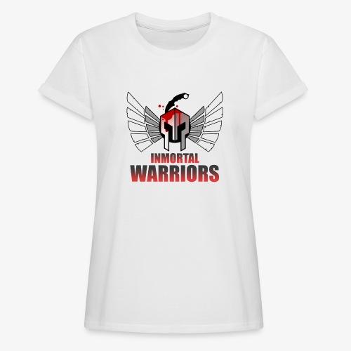 The Inmortal Warriors Team - Women's Oversize T-Shirt
