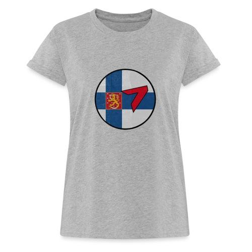 5 - Women's Oversize T-Shirt