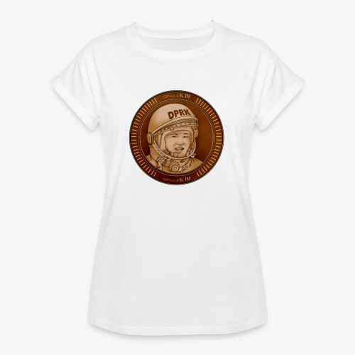 KIM Token - T-shirt oversize Femme