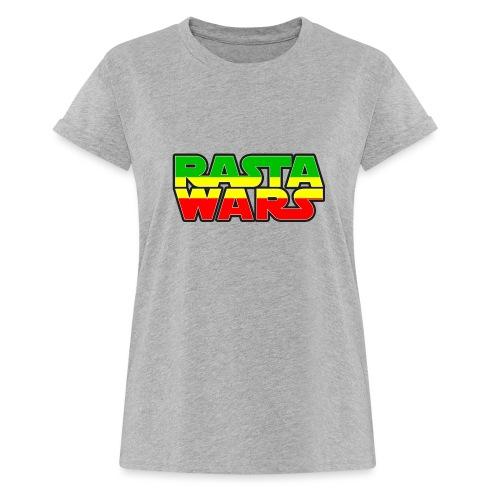 RASTA WARS KOUALIS - T-shirt oversize Femme