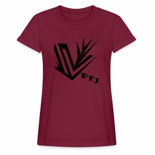 dpj - T-shirt oversize Femme
