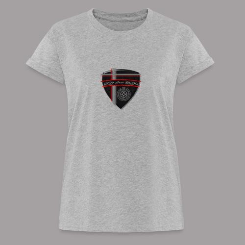 2erblogLogo blank png - Frauen Oversize T-Shirt
