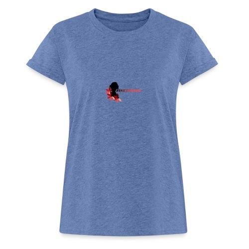 FINETHINGS - T-shirt oversize Femme