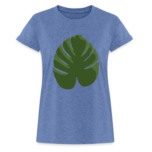 Green - Maglietta ampia da donna
