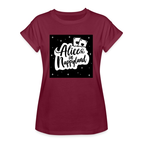 Alice in Nappyland 1 - Women's Oversize T-Shirt