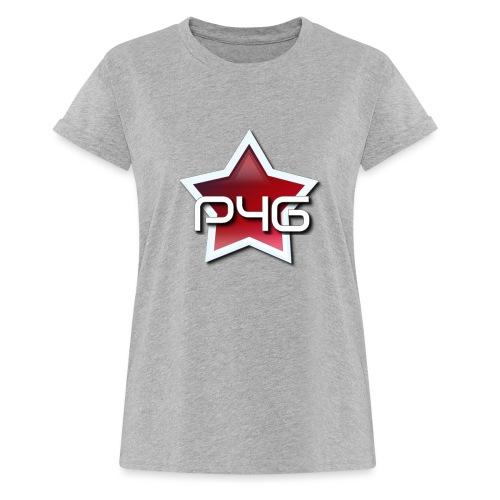 logo P4G 2 5 - T-shirt oversize Femme