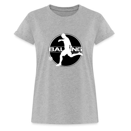 Balling - Vrouwen oversize T-shirt