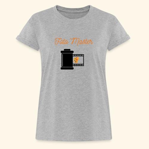 Foto Master 2nd - Dame oversize T-shirt