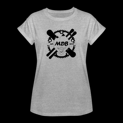 Madabe Logo Shirt - Frauen Oversize T-Shirt