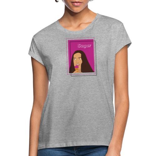 SUGAR - Camiseta holgada de mujer