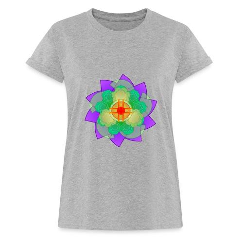 mandala 2 - Women's Oversize T-Shirt