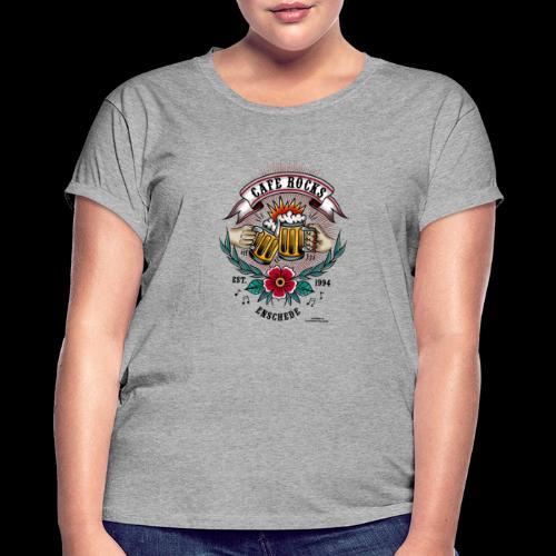 Old School Tattoo by Alexandra Apeldoorn - Vrouwen oversize T-shirt