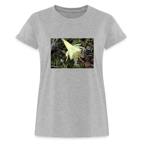 Naturaleza - Camiseta holgada de mujer