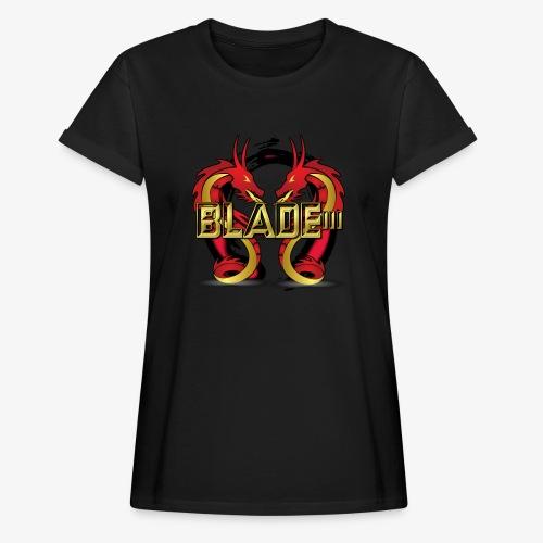 Blade - Women's Oversize T-Shirt