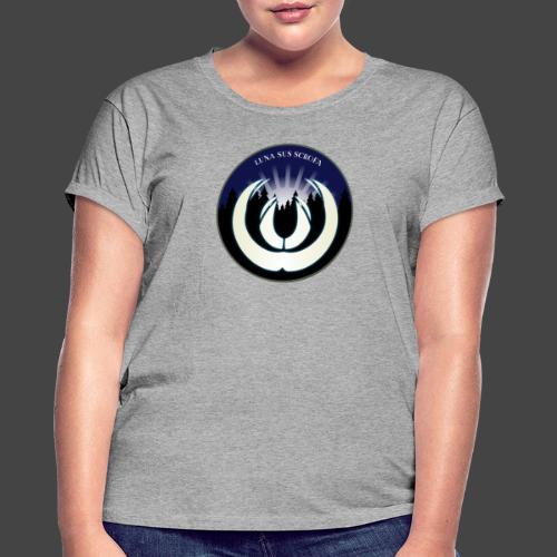 Luna sus scrofa - der Schweinemond von Jägershirts - Frauen Oversize T-Shirt
