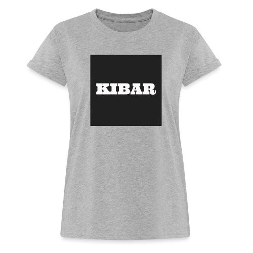 KIBAR - Dame oversize T-shirt