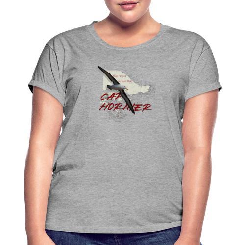 caphornier - Frauen Oversize T-Shirt