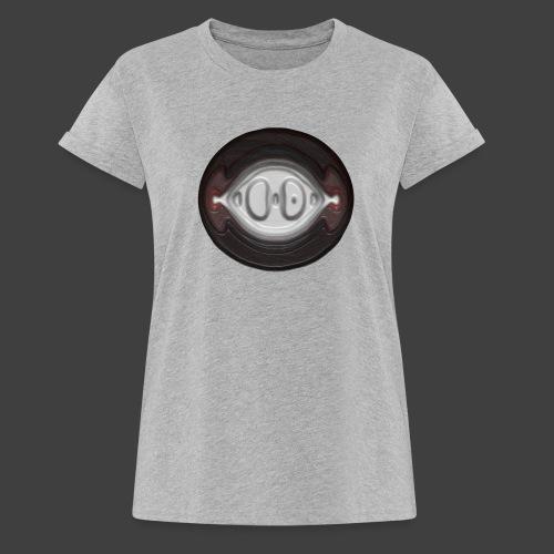 Smile? - Women's Oversize T-Shirt