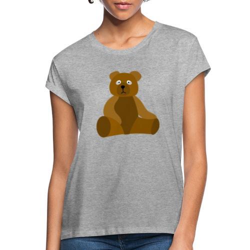 nounours - T-shirt oversize Femme