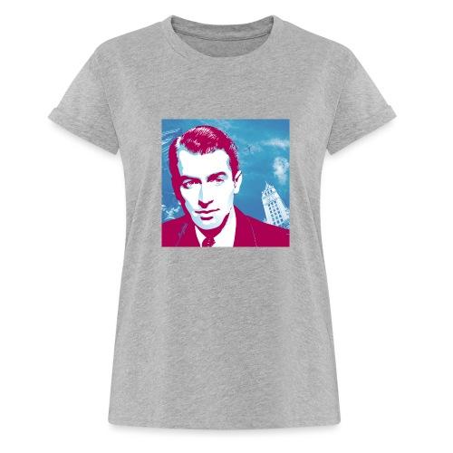 James Stewart Chicago - Vrouwen oversize T-shirt