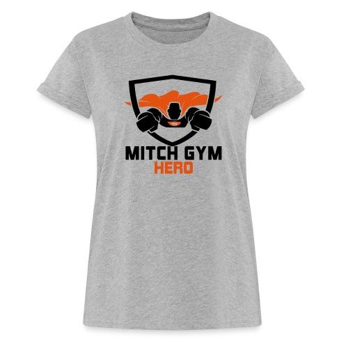 FLYING HERO - Vrouwen oversize T-shirt