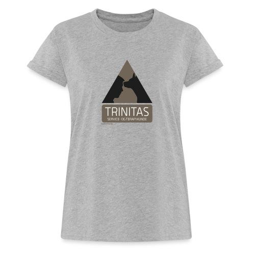 Trinitas Nøglesnor - Dame oversize T-shirt