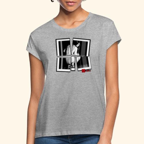 asia art 3 - T-shirt oversize Femme