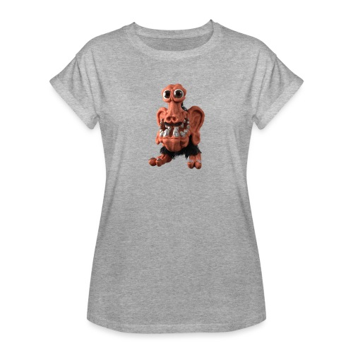 Very positive monster - Women's Oversize T-Shirt