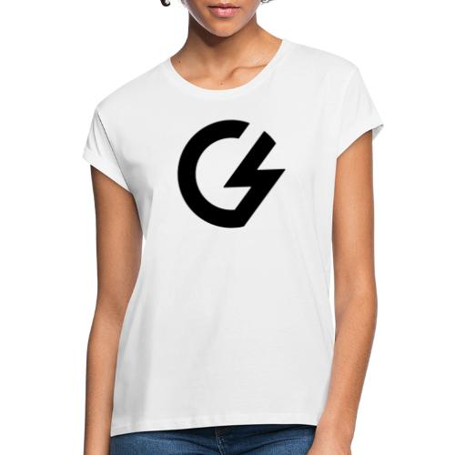 Giacomini Lab - Logo - Maglietta ampia da donna