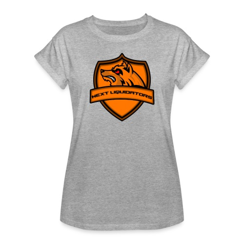 Next Liquidators iphone wallpaper png - Vrouwen oversize T-shirt