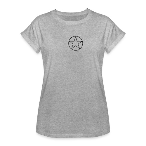 Reices - Vrouwen oversize T-shirt