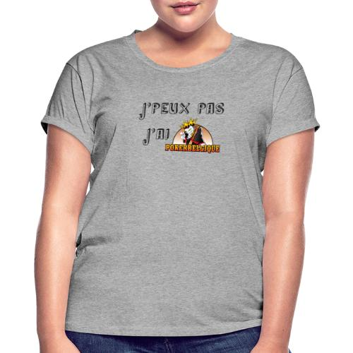 J'peux pas j'ai PB - T-shirt oversize Femme