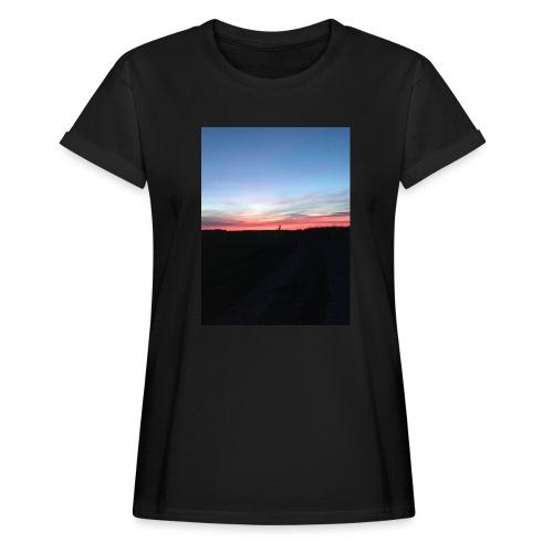 late night cycle - Women's Oversize T-Shirt