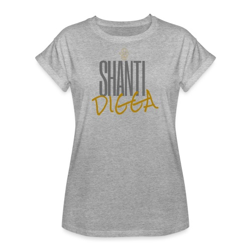 SHanti 2 - Frauen Oversize T-Shirt