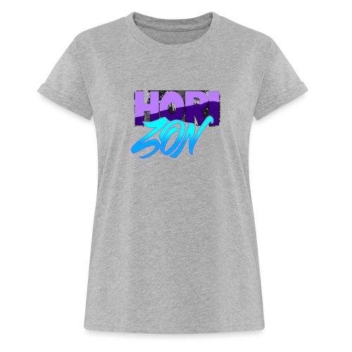 Horizon - T-shirt oversize Femme