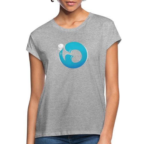 Logo iG | Team Esport - T-shirt oversize Femme