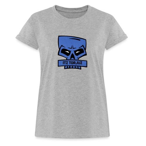 Itz Torjuz - Oversize T-skjorte for kvinner