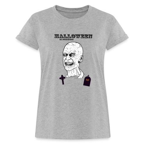 Haloween 2018 - T-shirt oversize Femme