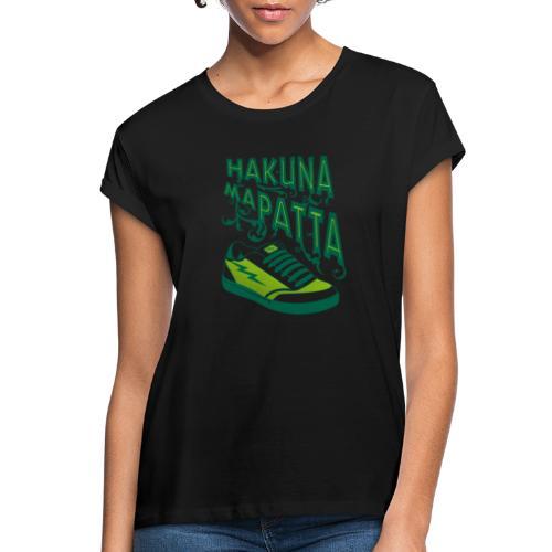 Hakuna maPatta - Vrouwen oversize T-shirt